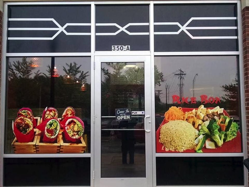 window graphics in Lafayette, Indiana