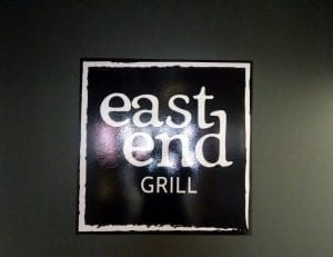 east end grill trusted their business to glgraphics lafayette indiana to create the perfect wall graphic for their restaurant