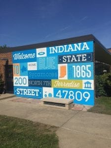 catch the attention of passers by with a custom wall sign by glgraphix lafayette indiana